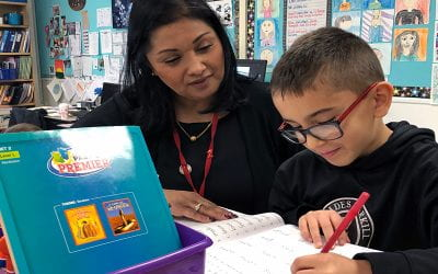 New Handwriting Curriculum Enhances Engagement and Performance