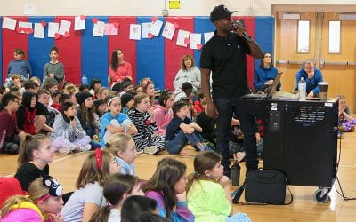 Love of Self, Kindness Toward Others at the Heart of CLE Author Visit