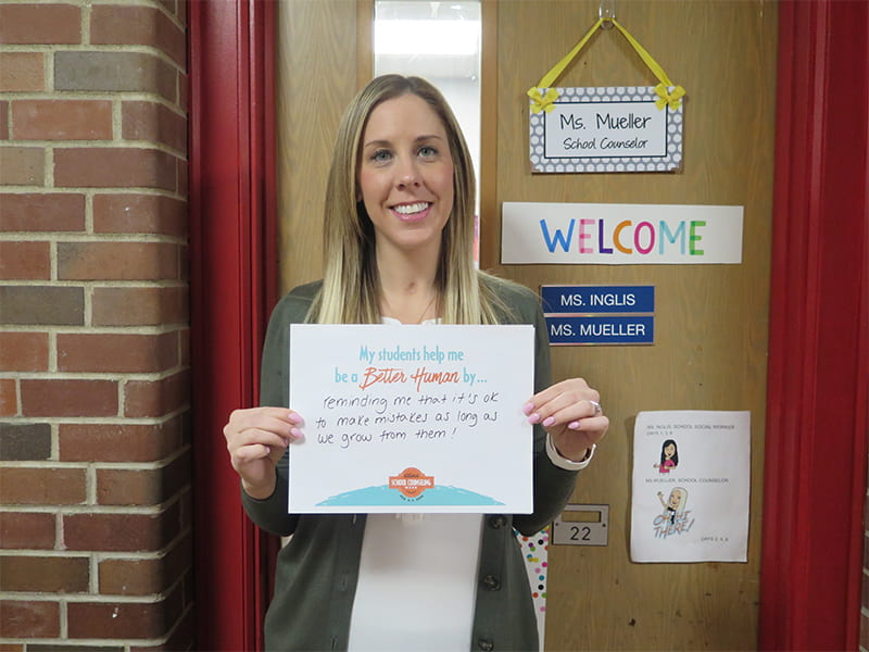 Social Media Campaign Puts School Counseling in the Spotlight