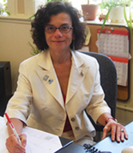 BOE President Rosemary Pitruzzella