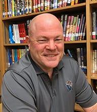 SOCSD Board of Education member Thomas Henry