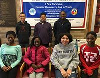 Seven SOMS Students Earn RCC Black Achievement Awards