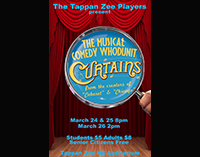 """Must-See Musical: TZHS Presents """"Curtains"""" This Weekend"""