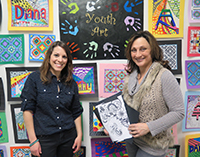 Youth Art Month Exhibit Features K-12 Artists