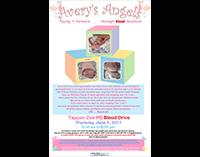 June 1 TZHS Blood Drive To Honor Avery Harris