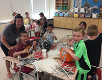 Dr. Culot's Blog: Summer STEAM Camp Off to a Great Start