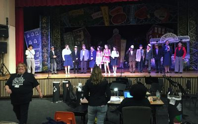 """Guys And Dolls"" Takes the Stage at SOMS"
