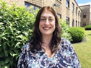 Headshot of School Business Administrator Alicia Koster
