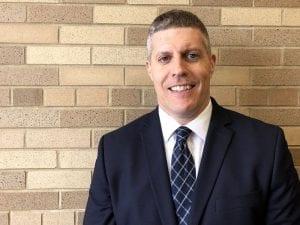 SOMS Interim Assistant Principal Joe Onativia