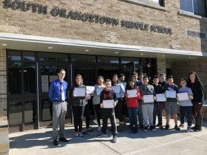 2018 Hispanic Heritage Award winners