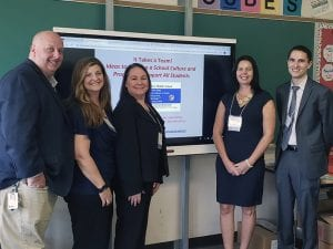 SOMS team presenting at 38th Annual NYSMSA Conference in Verona