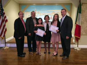SOMS Rockland Lodge Students of the Month for October 2018