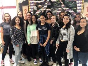 TZHS Hispanic Heritage Award Winners