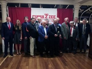 2018 TZ Athletics Hall of Fame inductees