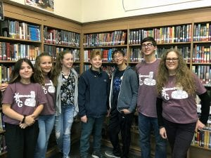 2018 SOMS Delegates to State Youth Assembly