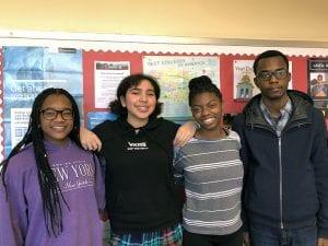 TZHS Black Achievement Award Group