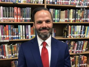 Head shot of Dr. Joseph Lloyd