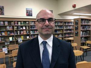 Head shot of John Gulino