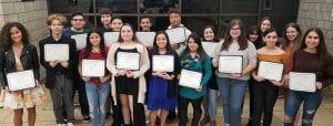 TZHS 2019 Hispanic Heritage Award Winners