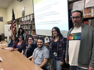 Families Share Experiences at LGBTQIA+ Discussion