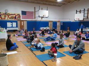 Family Wellness Night Group Exercise