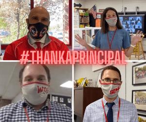 #ThankAPrincipal social media image