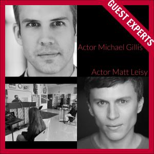 Guest experts Michael Gillis and Matt Leisy
