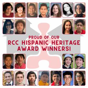 2020 RCC Hispanic Heritage Award winners