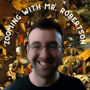 TZHS social studies teacher Matt Robertson