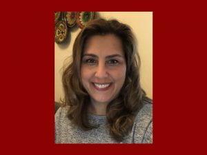 TZHS science teacher Nicole Farish