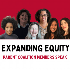 Parent Equity Coalition members