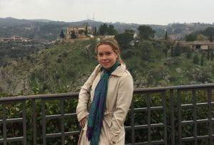 TZHS alumna Christina Garcia ('16)