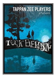 """""""Tuck Everlasting"""" program cover"""