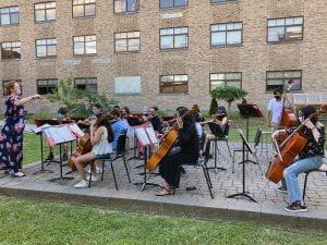 SOMS 8th Grade Orchestra