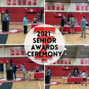Seniors Awards Ceremony collage