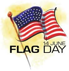 Flag Day is June 14th