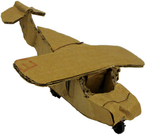 Out of the Box Cardboard Challenge