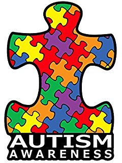 Blue for Autism!
