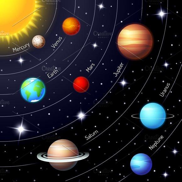 Solar System Breakout
