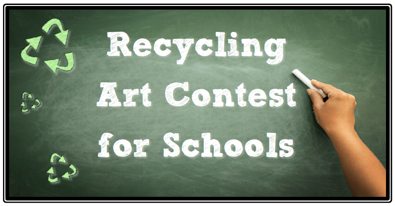 Recycling Art Contest