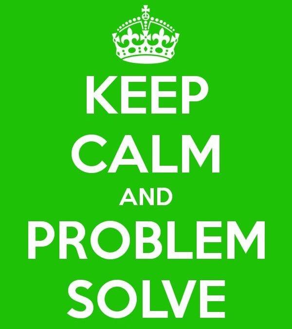 Problem Solve!