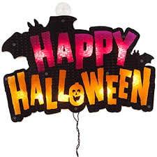 Halloween Challenges