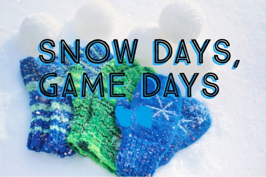 The Snow Day Game Challenge