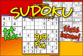 Sudoku Challenge Week