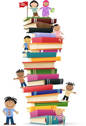 Image result for tower of books challenge