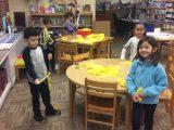 Earth Kids Club: Week 12, 2/13