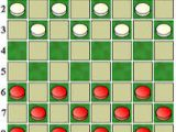 How to Play Checkers...with a twist