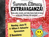 Literacy Extravaganza 2018