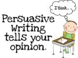 Persuassive Writing: What is it?