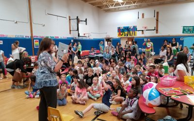 Summer Literacy Extravaganza Encourages Family Fun Through Reading and Writing